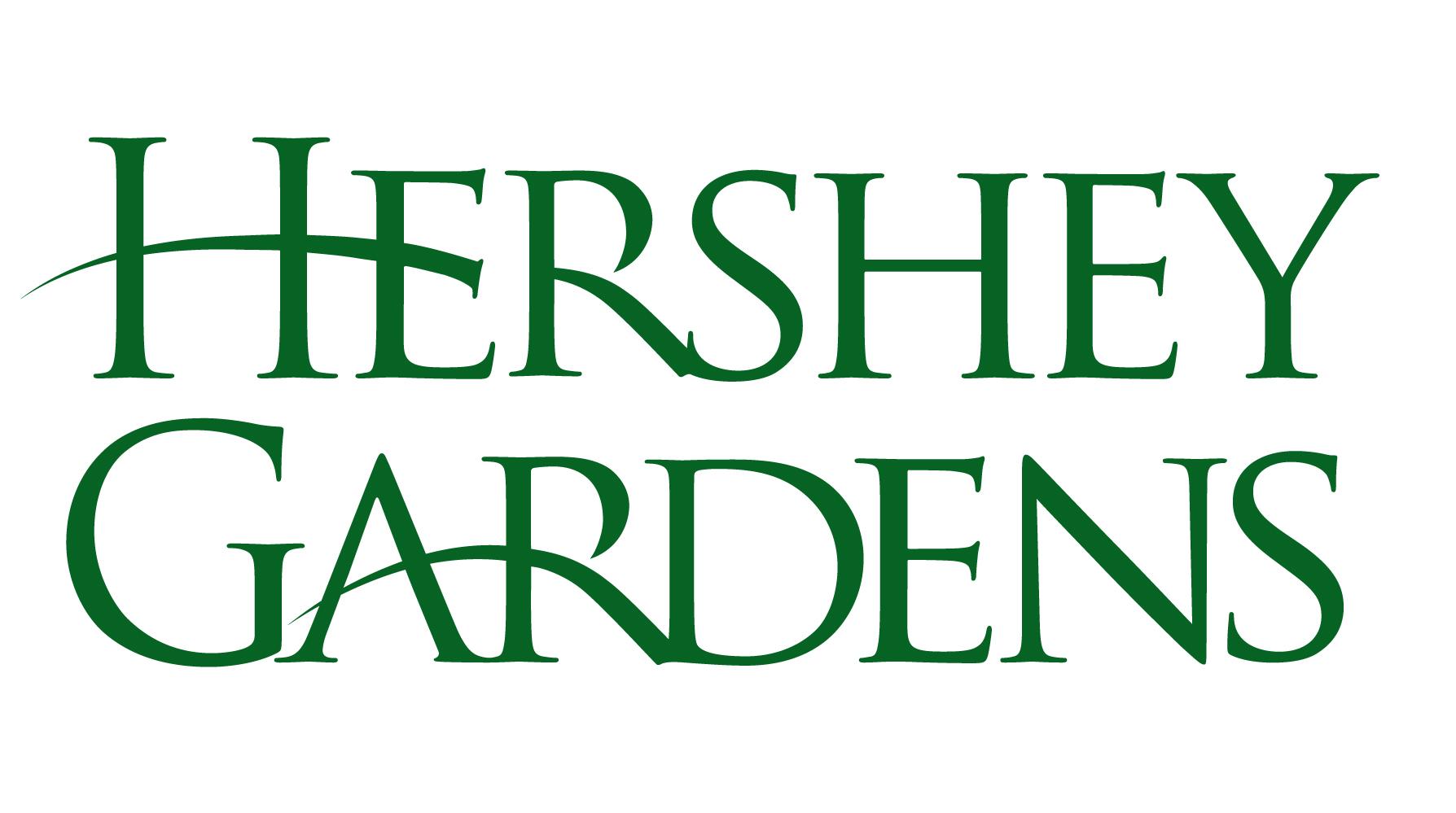Hershey Gardens new logo Pantone 357 | Visit The Hershey Story Museum