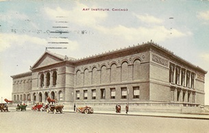 Art Institute of Chicago, 1911