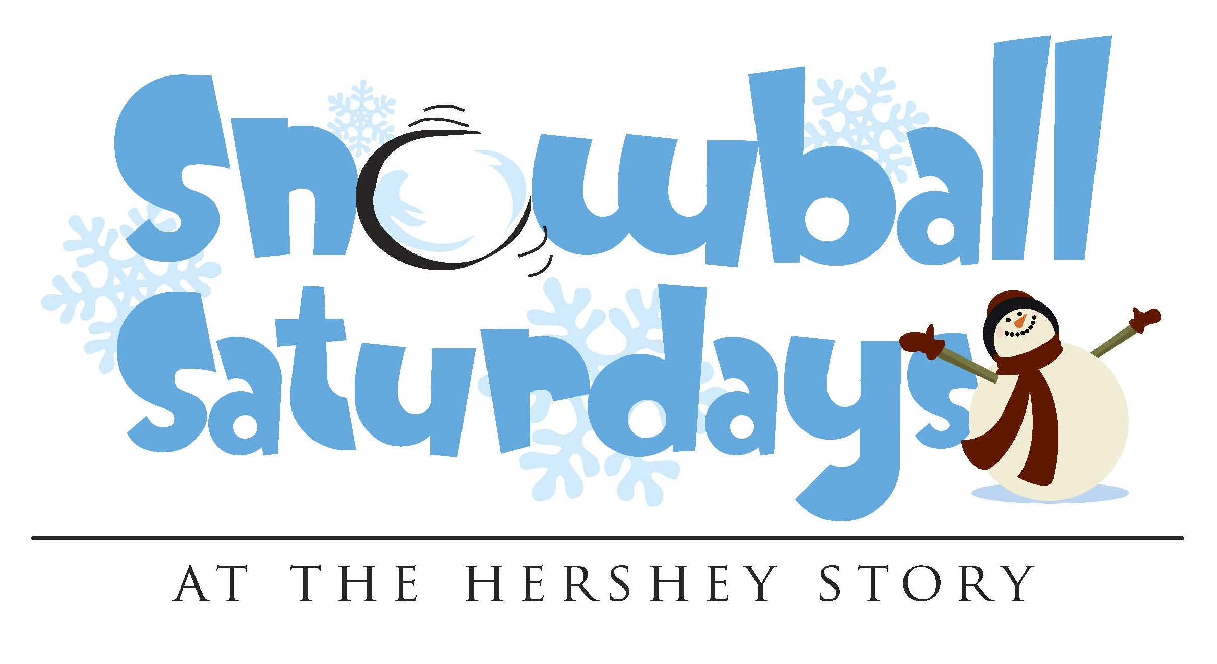 Snowball Saturdays logo
