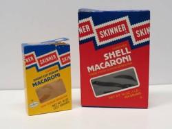 Skinner Macaroni Boxes, c. 1980