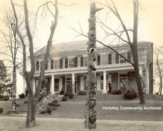 Hershey Indian Museum, c. 1933-1938 Courtesy Hershey Community Archives