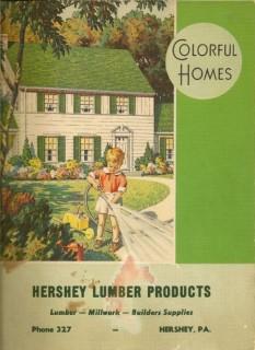Hershey Lumber Company catalog, 1935