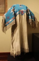 Dress, 1880-1920, Sioux (probably Lakota).