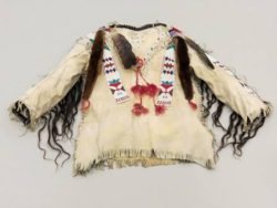 War Shirt, 1880-1920, Sioux.