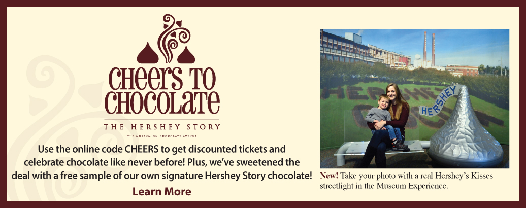 Cheers to chocolate through March 31