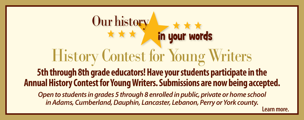 History Contest for Young Writers